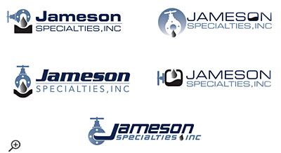Jameson Specialties Logo Options